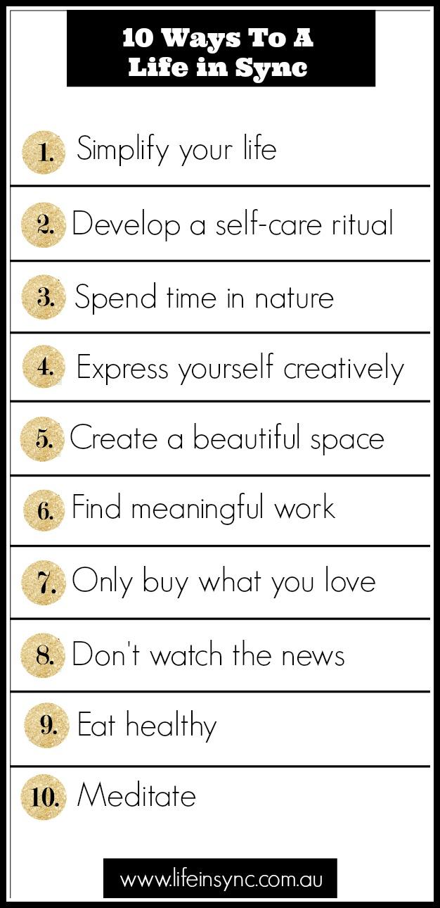10ways-Checklist